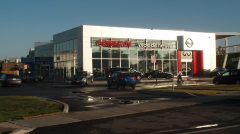 Woodchester Nissan Dealership