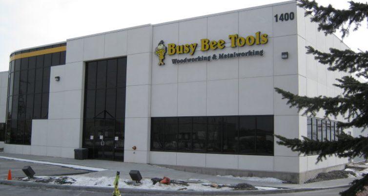 BUSY BEE TOOLS LTD 1